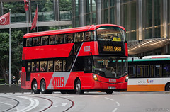 Volvo B8L With Wrightbus Gemini3 Facelift Bodywork with KMB CityRed Heartbeat Livery (chungleung1) Tags: volvo volvobuses b8l wrightbus gemini3 facelift 12m euro6 hk hkbus hongkong hkg kmb cityred heartbeat v6b45 wd4526 968 central