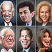 Democratic Primary Debate Participants June 27, 2019