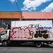 Graffiti Truck in Long Island City, Queens