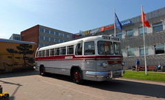 Estonia - preserved (onewayticket) Tags: bus transport preserved timeless timelessbuses zis zis127 tallinn estonia