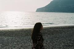 (galería branca) Tags: la herradura granada costa tropical andalucia spain europe travel photography 35mm analogue film beach sea mar mer portrait retrato pentax k1000