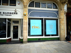 New 'posh' coffee shop at Miller Arcade, Preston (Tony Worrall) Tags: architecture building urban shop shopfront entrance closed open preston lancs lancashire city welovethenorth nw northwest north update place location uk england visit area attraction stream tour country item greatbritain britain english british gb capture buy stock sell sale outside outdoors caught photo shoot shot picture captured ilobsterit instragram photosofpreston shutter robbery shut roast food foodie eatrobbed lunch orchardstreet millerarcade cafe modern new posh coffee