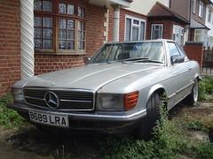 1984 Mercedes Benz 280 SL (Neil's classics) Tags: