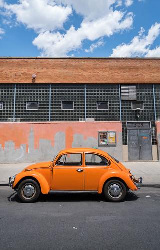 Orange Volkswagen - Long Island City, Queens
