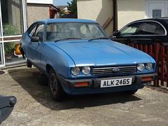 1978 Ford Capri 1.6 GL (Neil's classics) Tags: 1978 ford capri 16gl car