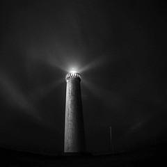Garðskagaviti (frodi brinks photography) Tags: lighthouse iceland blackandwhite frodibrinks garðskagaviti