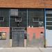 Metal Door in Long Island City, Queens