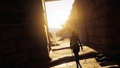 Light Effects (Ma_045) Tags: assassinscreedodyssey light sunlight kassandra acodyssey acphotomode photomode virtualphotography ingamephoto digitalart pcgame gaming lighteffects ingamephotography assassinscreed