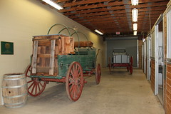 IMG_0906 (Equina27) Tags: tx texas historicsite nhl military frontier africanamerican buffalosoldier stable wagon nr