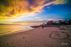 sunset (vinodvinc) Tags: sunset malaysia