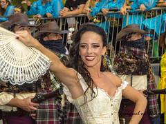 DSC_5237 (miguelmoll387) Tags: mujer woman rostro face cara abanico desfile morosycristianos nikond7100 alicante comunidadvalenciana españa spain fiestaspopulares folklore objetivosigma retrato portrait elda