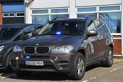 Unmarked Traffic Car (S11 AUN) Tags: essex police bmw x5 xdrive30d 4x4 unmarked traffic car anpr rpu roads policing unit 999 emergency vehicle operational support group osg