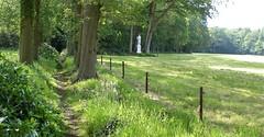 Diana goddess of the hunt (joeke pieters) Tags: 1470874 panasonicdmcfz150 oldenzaal twente overijssel nederland netherlands holland boerskotten diana jachtgodin goddessofthehunt beeld landschap landscape landschaft paysage