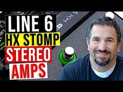 Line 6 HX Stomp Stereo Amps - Killer Full Rock Preset? (chadbriangarber) Tags: line 6 hx stomp stereo amps killer full rock preset