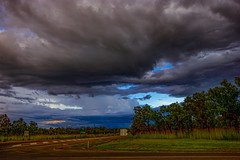 Stormy Weather (Markus Branse) Tags: upcoming storm kakadu highway jabiru nationalpark northern territory australia natur natuur nature weer weather meteo wetter gewitter wolke wolken clouds cloud australien aussie oz austral austra landschaft landscape oceania ozeanien
