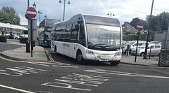 Borders Buses Optare Solo SR YJ11EJX 11102 (Daniely buses) Tags: service464 11102 yj11ejx optaresolosr wcm westcoastmotors bordersbuses