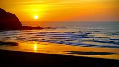 Puesta de sol (eitb.eus) Tags: eitbcom 41537 g1 tiemponaturaleza tiempon2019 anochecer bizkaia bakio iñakisaldaña
