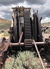 Bodie State Historic Park (valeehill) Tags: oths overthehillsisters roadtreking bodie ghosttown miningtown bodiestatehistoricpark california miningequipment