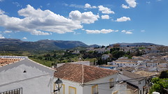 Ronda, Andalucia spain (Ramon Boersbroek) Tags: rond ronda visit andalusie andalusia spain spanje espana sea lake mountains mountain hill green nature grazalema white village pueblo blanca wall old centre south open view nice sky clouds