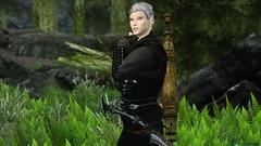 Disturbing Dragonborn (Jillian-613) Tags: skyrim tes games screenshot elves elf altmer vampire