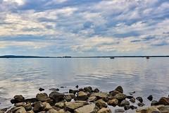 Steinhuder Meer (hangoverphotograph) Tags: 1740mm canon eosr wasser gewitter sky hannover steinhudermeer