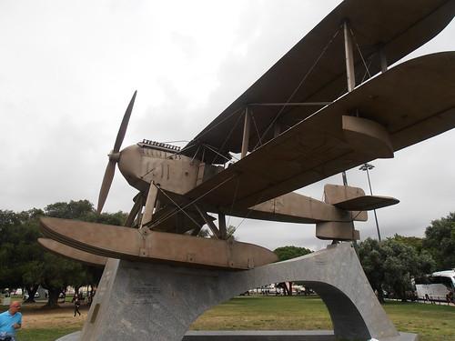 Sacadura Cabral and Gago Coutinho Monument - Lisbon