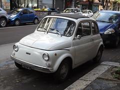 Fiat 500 (Norbert Bánhidi) Tags: italy bari car vehicle fiat italien italia italie italië италия olaszország бари bare apulia apulien pulla pouilles puglia apúlia apulië апулия púgghie puie puje puia pùglia