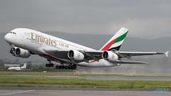 A6-EDM A380-861 Emirates (kw2p) Tags: a380861 a6edm airbus aircraft airlineoperator airport aviation egpf emirates airline aeroplane airplane flying flight kw2p scotland canon canon7dmkii 7dmkii gaaec glasgowairport egpfgla