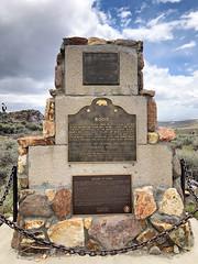 Bodie State Historic Park (valeehill) Tags: oths overthehillsisters roadtreking bodie ghosttown miningtown bodiestatehistoricpark california sign monument