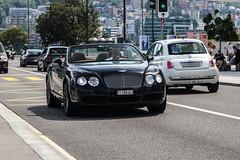 Switzerland (Ticino) - Bentley Continental GTC (PrincepsLS) Tags: switzerland swiss license plate lugano spotting ti ticino bentley continental gtc