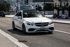 Switzerland (Solothurn) - Mercedes-Benz E 63 AMG S W212 2013 (PrincepsLS) Tags: switzerland swiss license plate lugano spotting so solothurn mercedesbenz e 63 amg s w212 2013