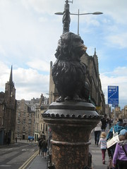 Greyfriars Bobby (A-Ballz) Tags: edinburgh scotland united kingdom greyfriarsbobby greyfriarskirk dog