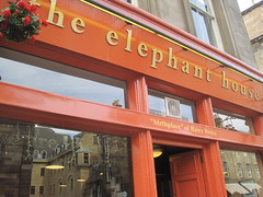 The Elephant House (A-Ballz) Tags: edinburgh scotland united kingdom harrypotter theelephanthouse