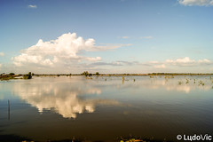Siem Reap's countryside (Lцdо\/іс) Tags: siemreap siem cambodia cambodge campagne countryside cambodian nature reflection reflexion reflet kambodscha kampuscha khmer asia asian asie asiatique south southeast southeastasia voyage country outdoor