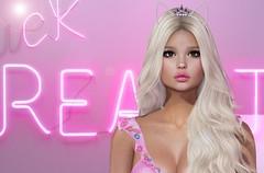♥1182♥ (Tilly Arun (Tilly Arun)) Tags: secondlife secondlifeblog blog fashion fashionblog virtualblog secondlifewomen secondlifegirls pinkfuel supernatural laq laqnoelle babygirl truth truthhair 3