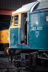 47401 MRC (deltic17) Tags: loco diesel locomotive class47 canon 47401