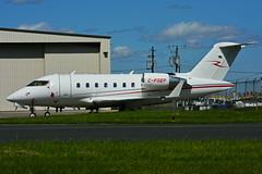 C-FSEP (Image Air Charter) (Steelhead 2010) Tags: imageaircharter bombardier canadair cl604 challenger bizjet creg cfsep yyz