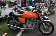 Laverda 750 SF (baffalie) Tags: moto ancienne vintage classic old bike motorbike retro expo italia sport motocycle racing motor show collection club course race circuit italie bologna fiera