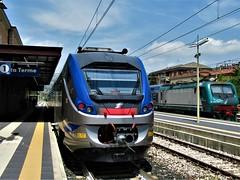 Ferrovie in Toscana (francescovinci58) Tags: treni ferrovia ralyway trein porrettana