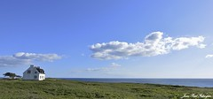 Ménez Drégan 'La Corniche'  Bretagne (jean-paul Falempin) Tags: paysage mer nuages bretagne ciel