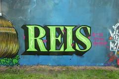 Reis, Grenfell graffiti jam, Trellick Tower (duncan) Tags: graffiti trellick trellicktower grenfell grenfelltower reis