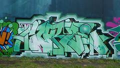 Corze, Grenfell graffiti jam, Trellick Tower (duncan) Tags: graffiti trellick trellicktower grenfell grenfelltower