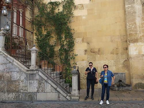 El Caño Gordo en la Mezquita de Córdoba