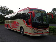 PULHAMS BL19PUL (Bunny400) Tags: pulhams bl19pul plaxton bus coach bunny400