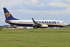EI-DHC Boeing 737-8AS Ryanair STN 09-06-19 (PlanecrazyUK) Tags: egss londonstansted stn stanstedairport londonstanstedairport eidhc boeing7378as ryanair 090619