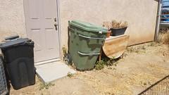 Zarn Roll-A-Waste (TheInvertedFan) Tags: zarn zarnrollawaste trashcan garbagecan