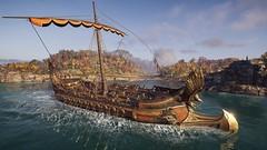 The Adrestia (Ma_045) Tags: ship trireme assassinscreedodyssey acphotomode photomode naval landscape virtualphotography virtuallandscape mediterranean greece kassandra assassinscreed
