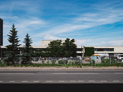 (Jack182_rus) Tags: m43 olympus omd em10ii leica summilux 15f17 vsco building summer city parking