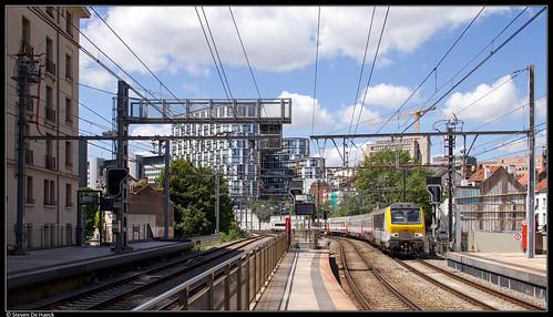 NMBS 1348 @ Brussel-Schuman