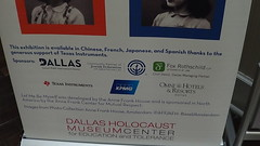 Dallas Holocaust Museum (Equina27) Tags: tx texas museum exhibit interpretation wwii